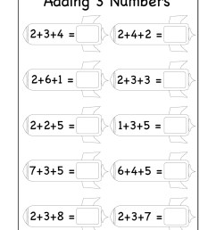 5 Free Math Worksheets First Grade 1 Addition Add 2 Digit 1 Digit Numbers  Missing Addend No Regrouping - AMP [ 1650 x 1275 Pixel ]