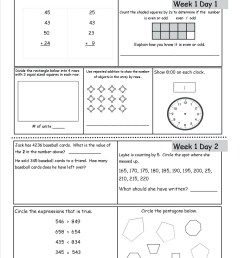 3 Free Math Worksheets First Grade 1 Addition Add 3 Single Digit Number -  AMP [ 1650 x 1275 Pixel ]
