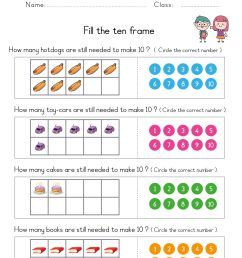 First Grade Addition Worksheet Dots   Printable Worksheets and Activities  for Teachers [ 2560 x 1811 Pixel ]