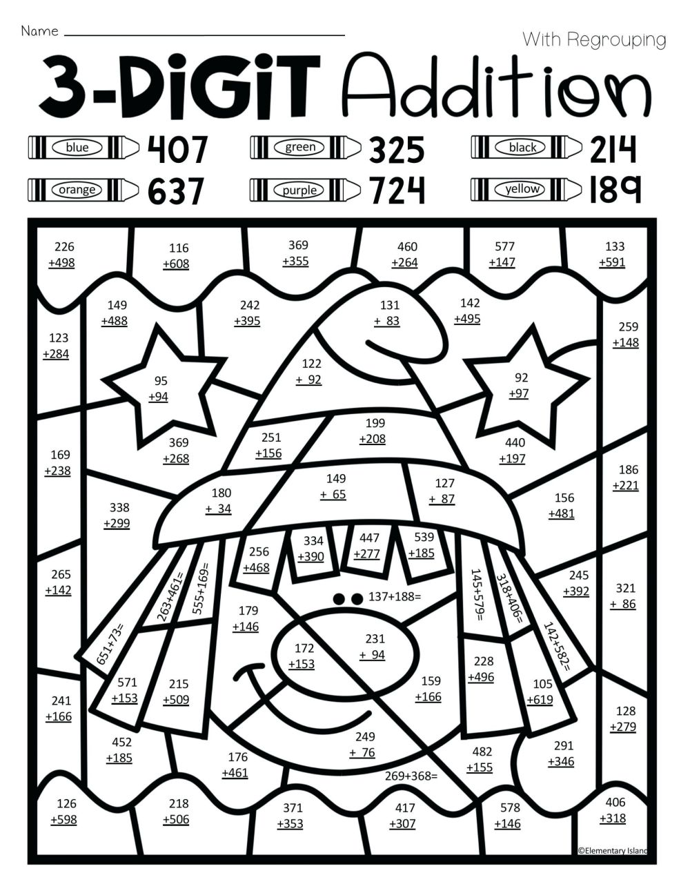 medium resolution of 5 Free Math Worksheets First Grade 1 Subtraction Add and Subtract 3 Single  Digit Numbers - apocalomegaproductions.com