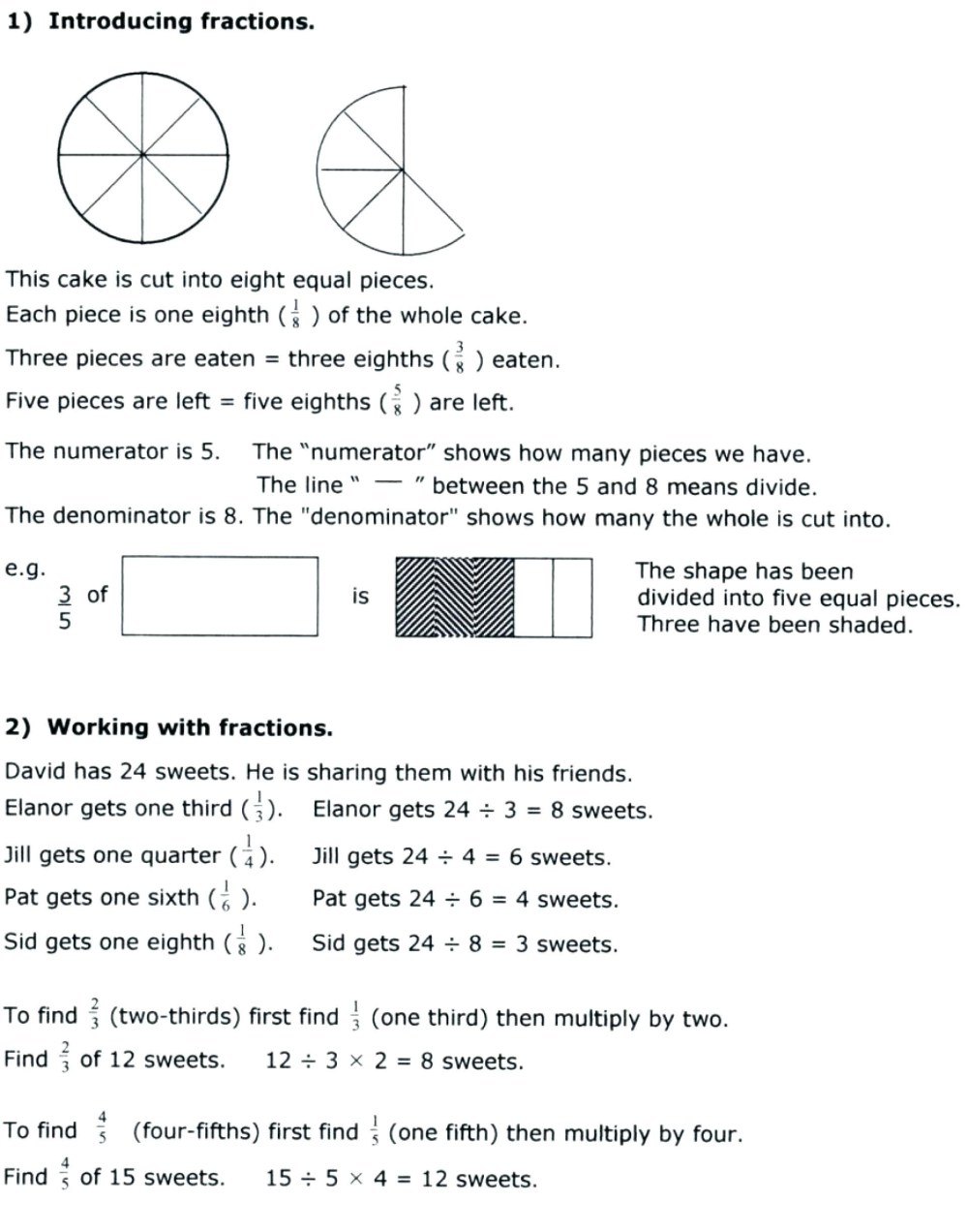 medium resolution of 5 Free Math Worksheets First Grade 1 Subtraction Subtracting From whole Ten  - apocalomegaproductions.com