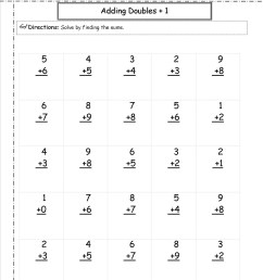5 Free Math Worksheets Second Grade 2 Addition Add 2 Digit Plus 1 Digit  Missing Addend No Regrouping - apocalomegaproductions.com [ 1650 x 1275 Pixel ]