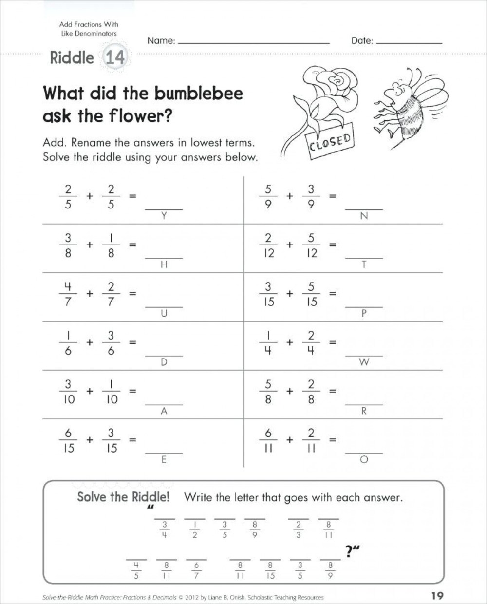 medium resolution of 5 Free Math Worksheets Second Grade 2 Addition Add 2 Digit Plus 1 Digit  Missing Addend No Regrouping - apocalomegaproductions.com