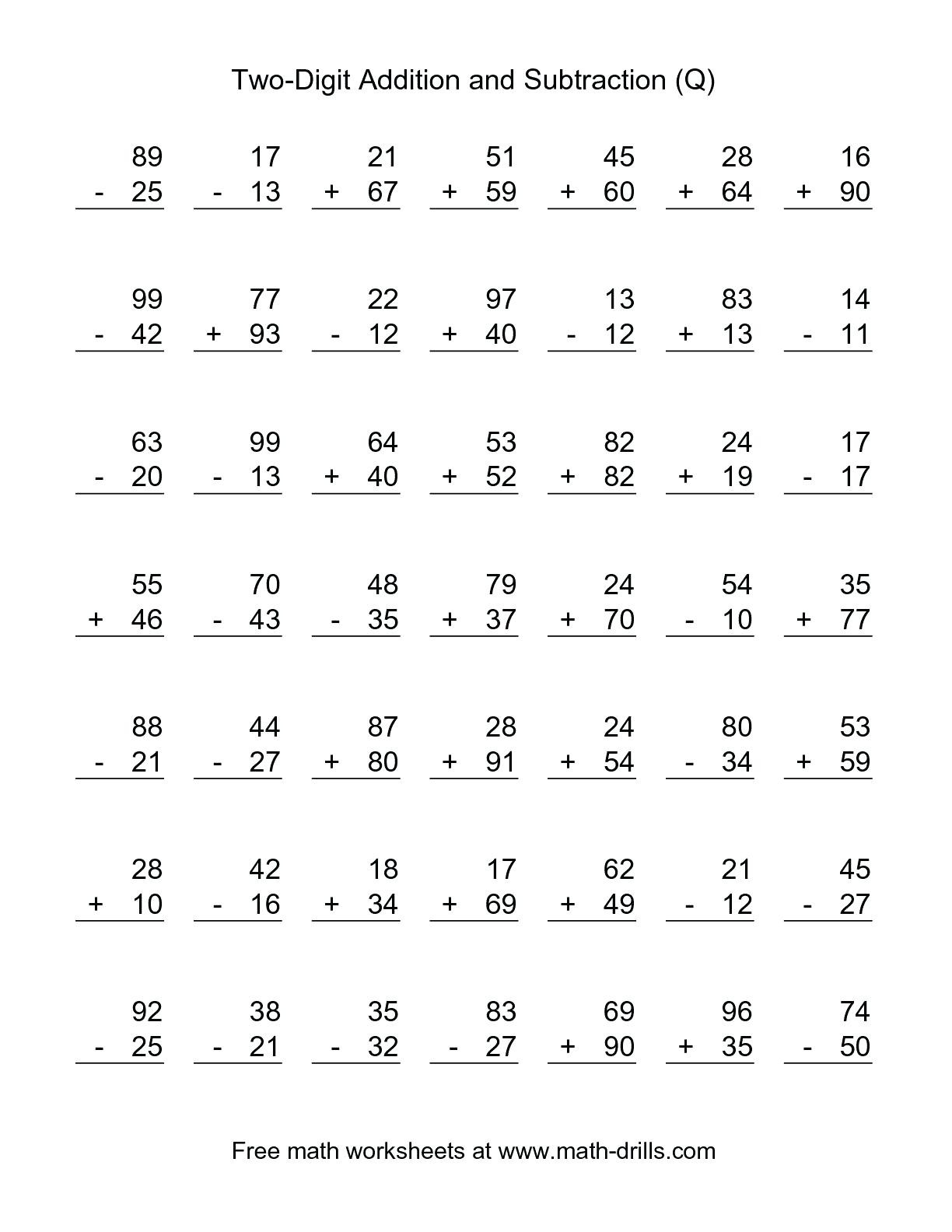 hight resolution of 4 Free Math Worksheets Second Grade 2 Addition Add 3 Digit Numbers In  Columns No Regrouping - apocalomegaproductions.com