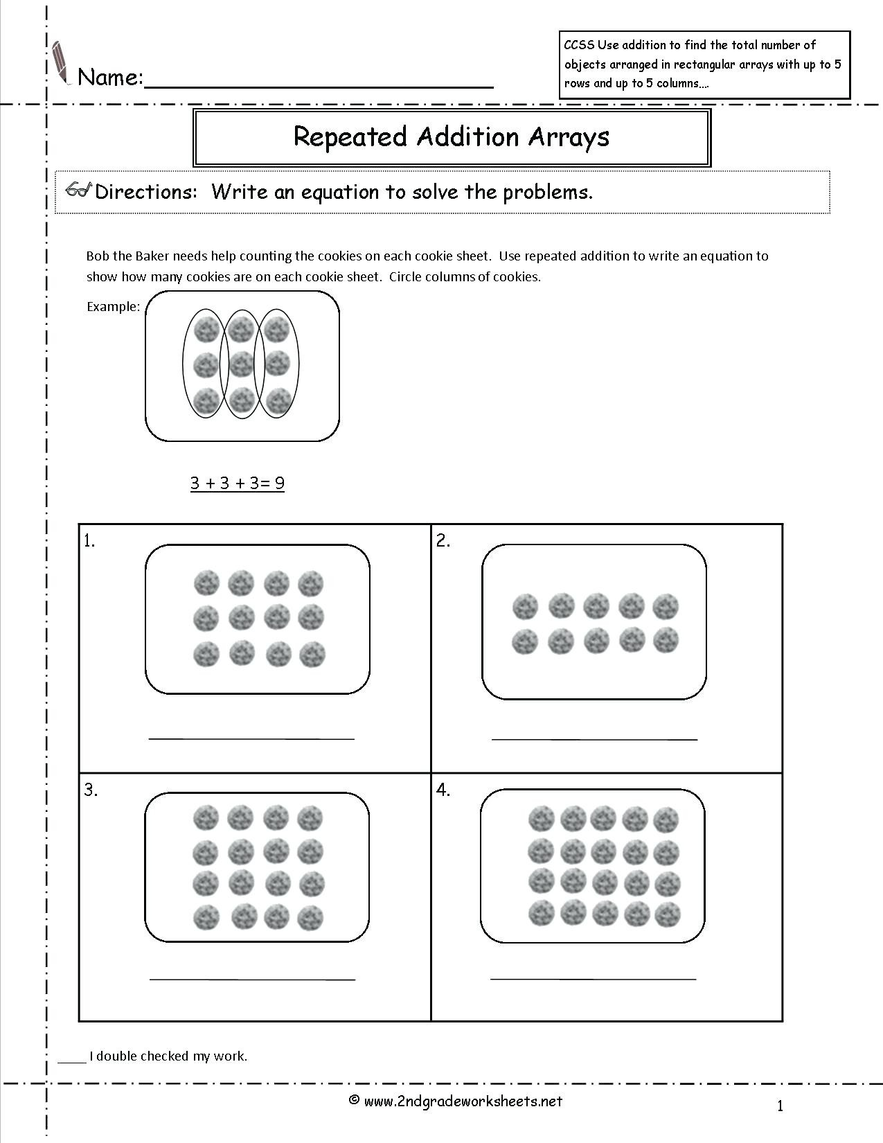 hight resolution of 4 Free Math Worksheets Second Grade 2 Addition Add 4 2 Digit Numbers In  Columns - apocalomegaproductions.com