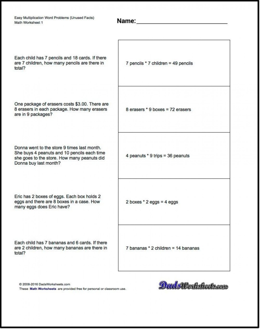 medium resolution of 4 Free Math Worksheets Second Grade 2 Addition Add In Columns Missing  Addend - apocalomegaproductions.com