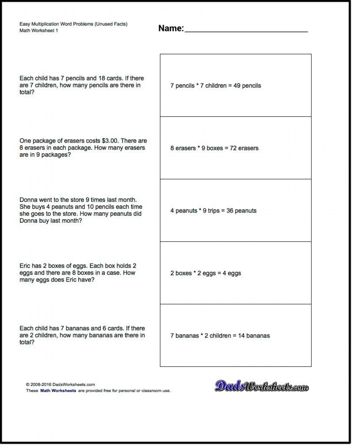 hight resolution of 4 Free Math Worksheets Second Grade 2 Addition Add In Columns Missing  Addend - apocalomegaproductions.com