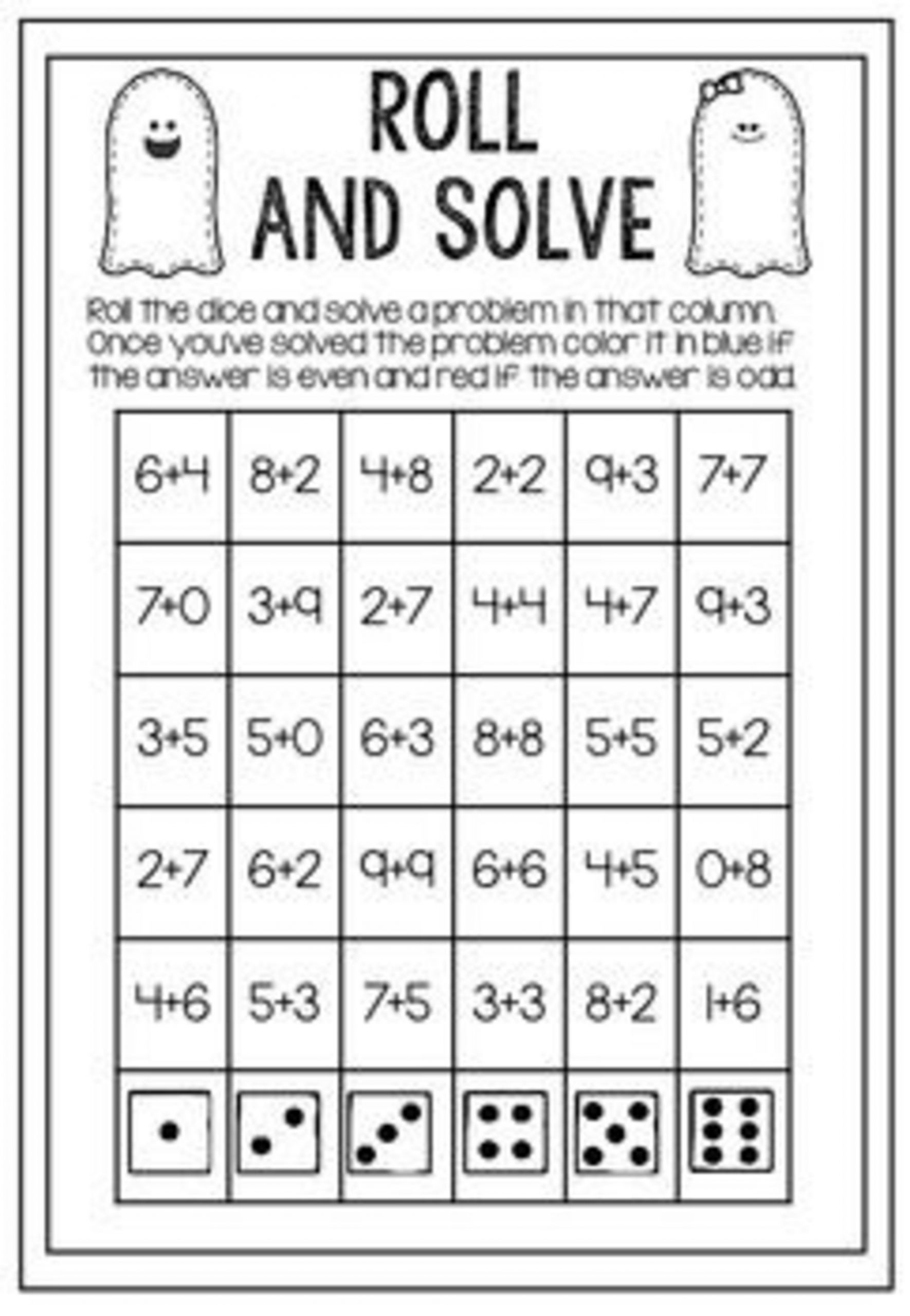 hight resolution of 5 Free Math Worksheets Second Grade 2 Addition Adding Missing Addend Sum  Under 10 - apocalomegaproductions.com
