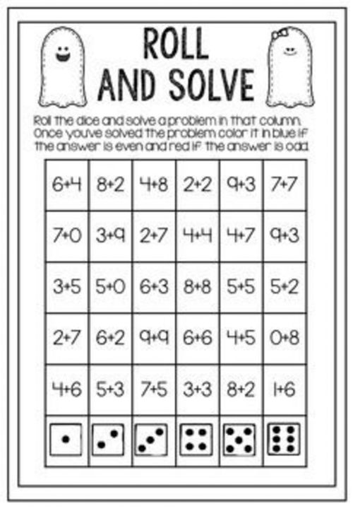 small resolution of 5 Free Math Worksheets Second Grade 2 Addition Adding Missing Addend Sum  Under 10 - apocalomegaproductions.com