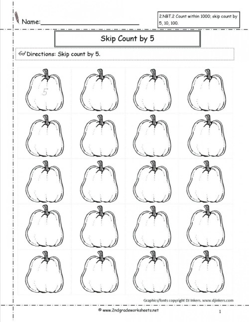 small resolution of 5 Free Math Worksheets Second Grade 2 Skip Counting Skip Counting by 8 -  apocalomegaproductions.com