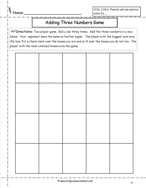 small resolution of 5 Free Math Worksheets Second Grade 2 Subtraction Subtract 3 Digit Numbers  with Regrouping - AMP