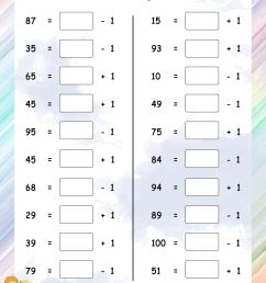 5 Free Math Worksheets Second Grade 2 Subtraction Subtracting 1 Digit From 2  Digit Missing Number - apocalomegaproductions.com [ 2560 x 1978 Pixel ]