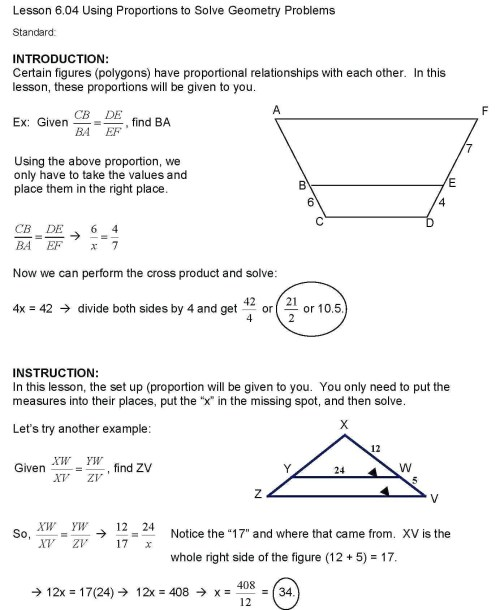 small resolution of 4 Free Math Worksheets Sixth Grade 6 Geometry - apocalomegaproductions.com