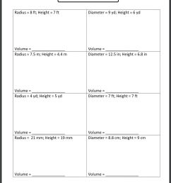 4 Free Math Worksheets Sixth Grade 6 Geometry - AMP [ 2560 x 1895 Pixel ]