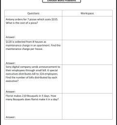 4 Free Math Worksheets Third Grade 3 Division Division Facts 1 to 12 -  apocalomegaproductions.com [ 2560 x 1896 Pixel ]