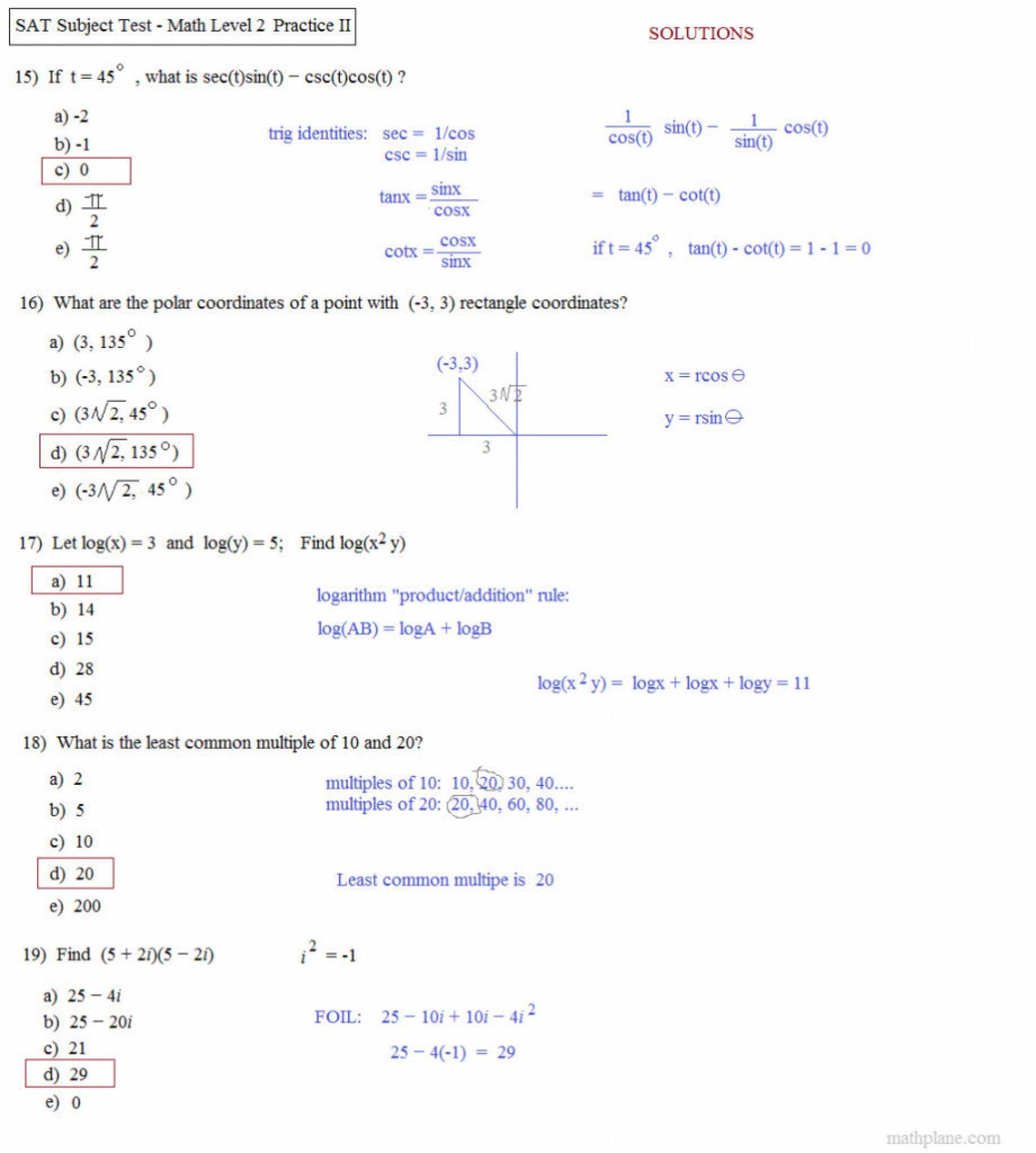 3 Free Math Worksheets Third Grade 3 Division Word