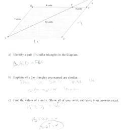 4 Free Math Worksheets Third Grade 3 Fractions and Decimals Adding Fractions  Like Denominators - AMP [ 2473 x 1841 Pixel ]