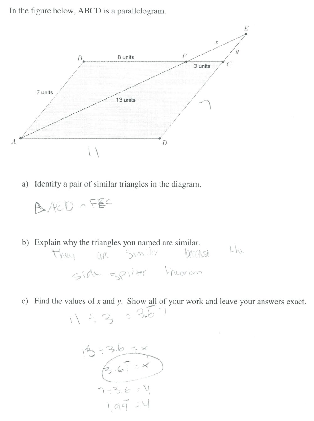 medium resolution of 4 Free Math Worksheets Third Grade 3 Fractions and Decimals Adding  Fractions Like Denominators - apocalomegaproductions.com