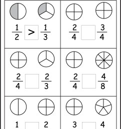 5 Free Math Worksheets Third Grade 3 Fractions and Decimals Equivalent  Fractions Numerators Missing - apocalomegaproductions.com [ 1948 x 1323 Pixel ]