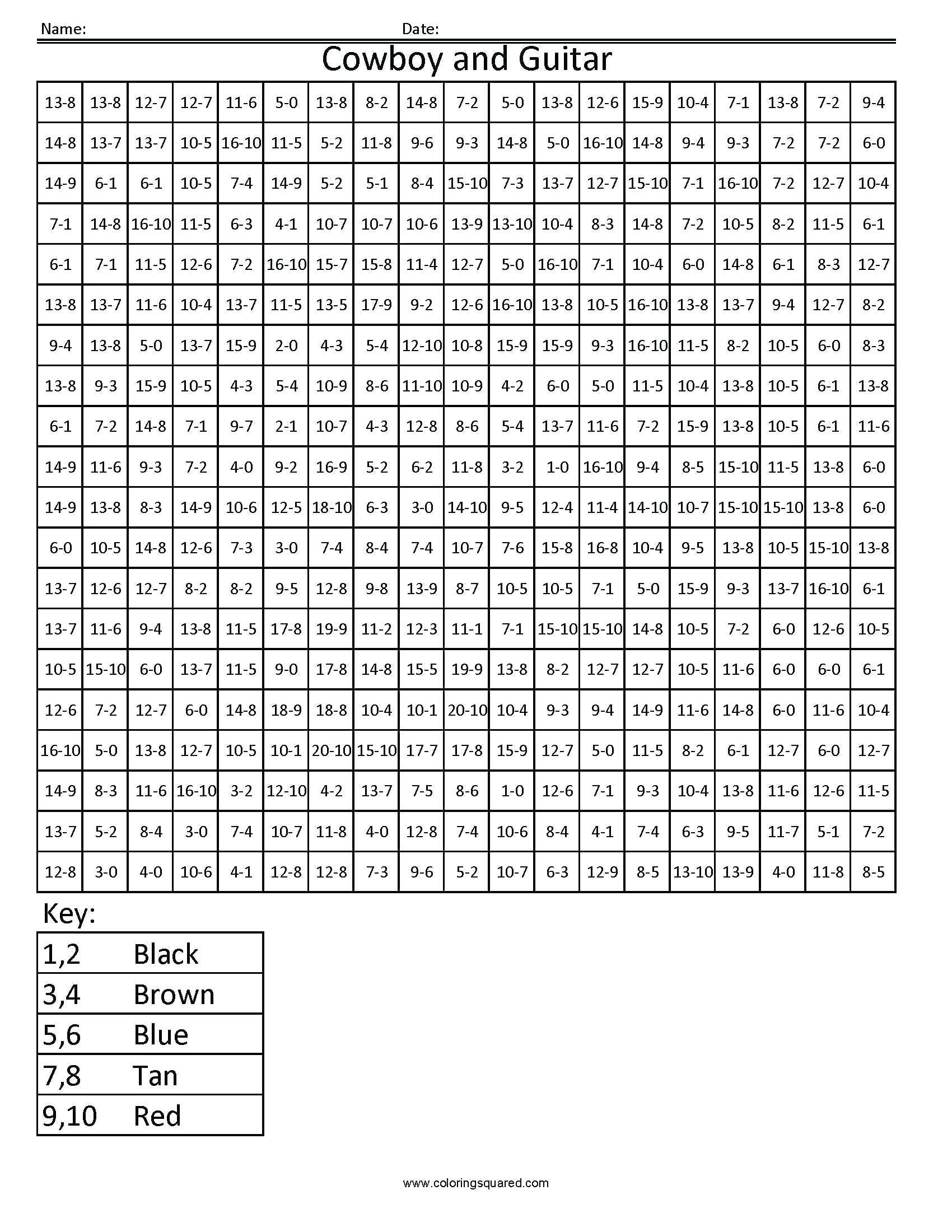 hight resolution of 4 Free Math Worksheets Third Grade 3 Fractions and Decimals Identify  Fractions Color - AMP