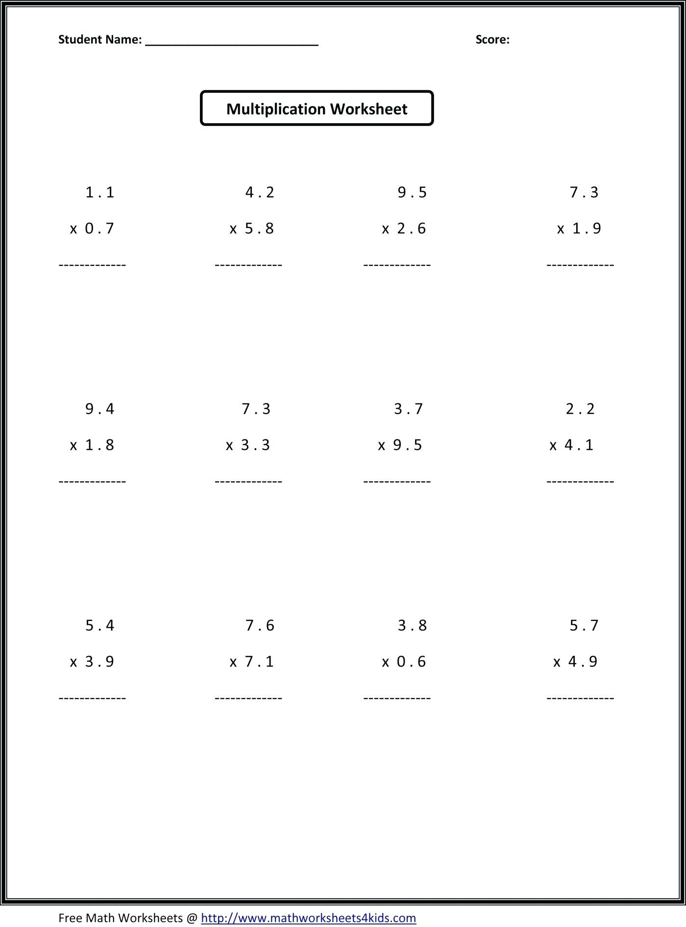 hight resolution of 4 Free Math Worksheets Third Grade 3 Fractions and Decimals Mixed Numbers  to Improper Fractions - AMP