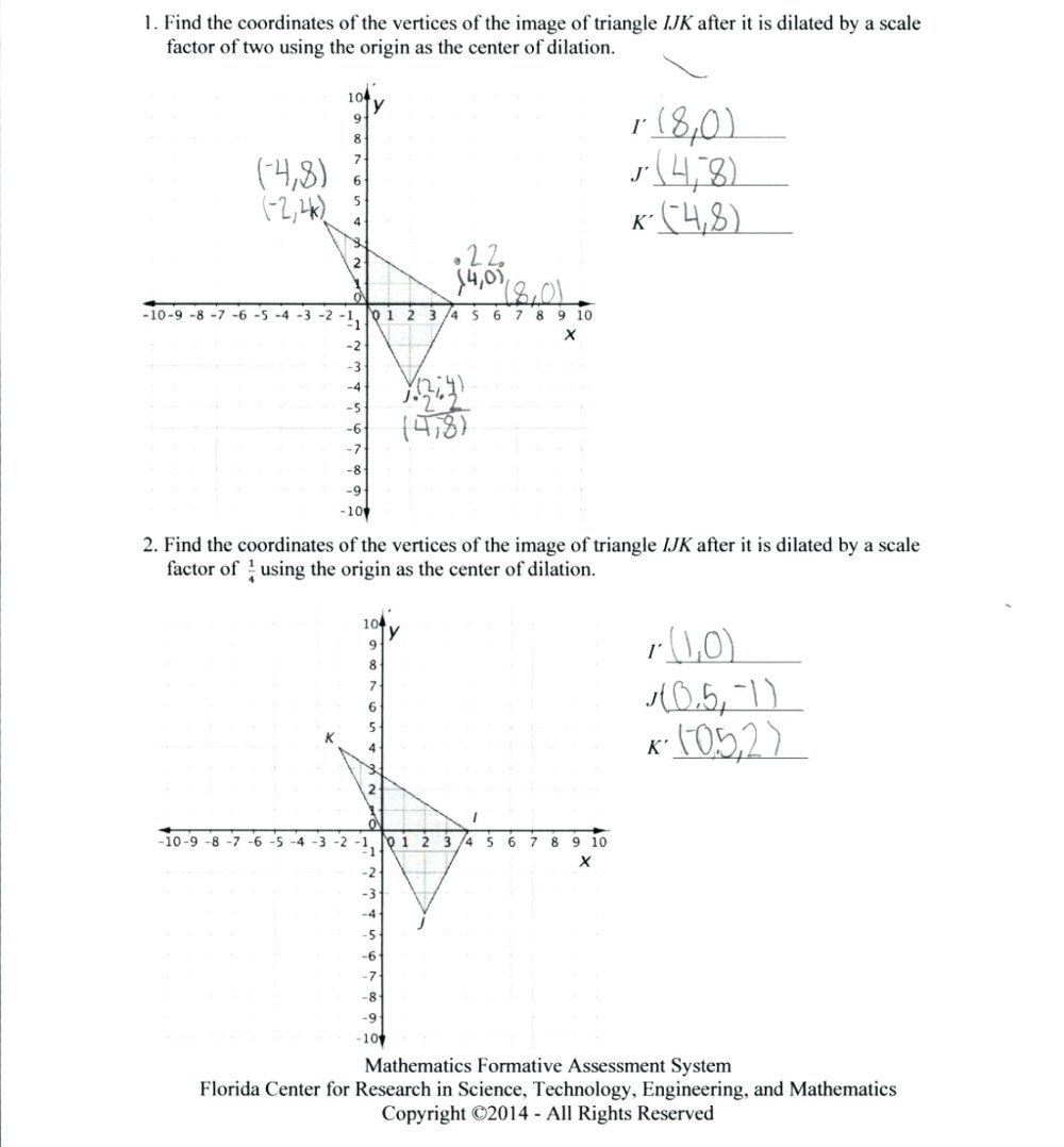 medium resolution of Writting Transformation Worksheets   Printable Worksheets and Activities  for Teachers
