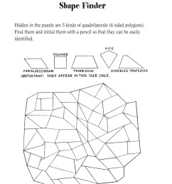 5 New First Grade Geometry Worksheets - apocalomegaproductions.com [ 1584 x 1224 Pixel ]