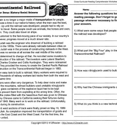5 Reading Comprehension Worksheets Fourth Grade 4 -  apocalomegaproductions.com [ 1486 x 1920 Pixel ]