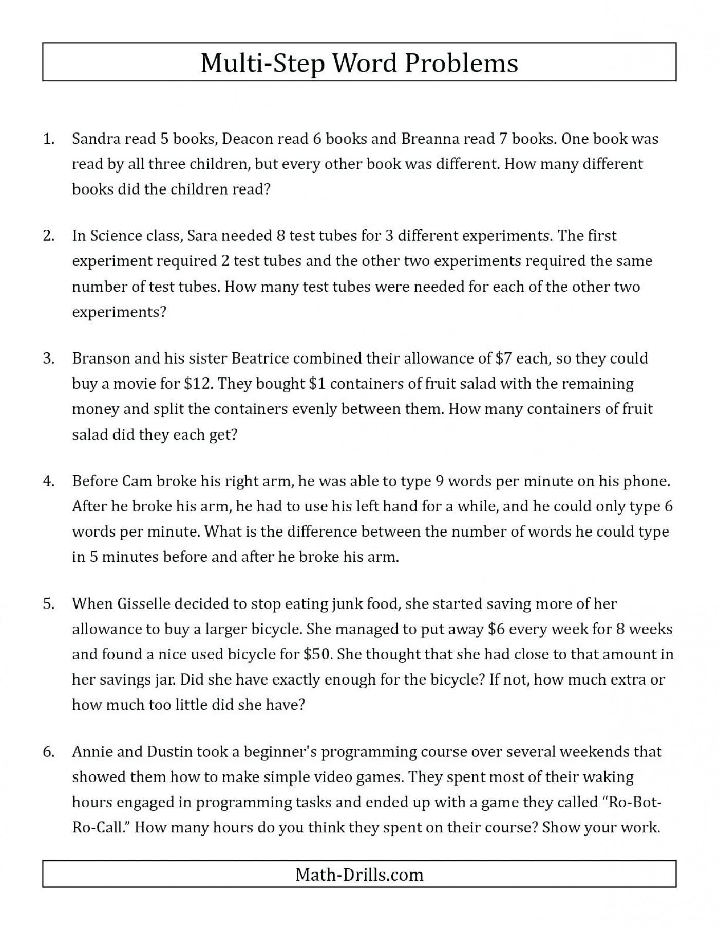 4 Reading Grade 3 Lessons