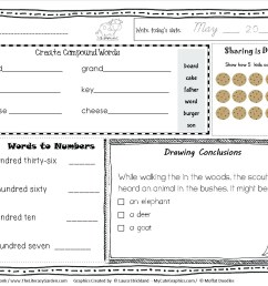 5 Vocabulary Worksheets Second Grade 2 - apocalomegaproductions.com [ 1275 x 1650 Pixel ]