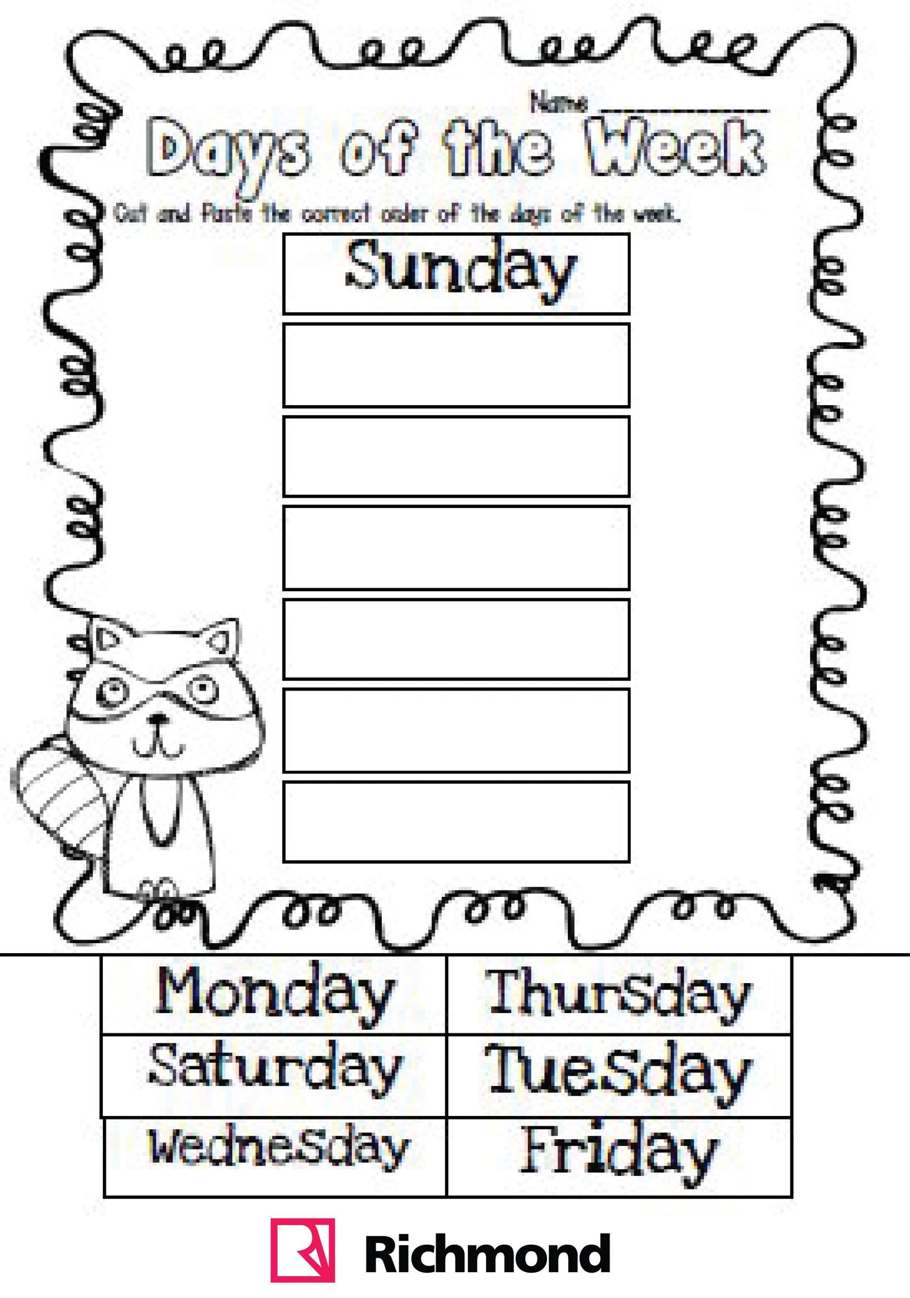 7 Animals Worksheets Preschool Farm