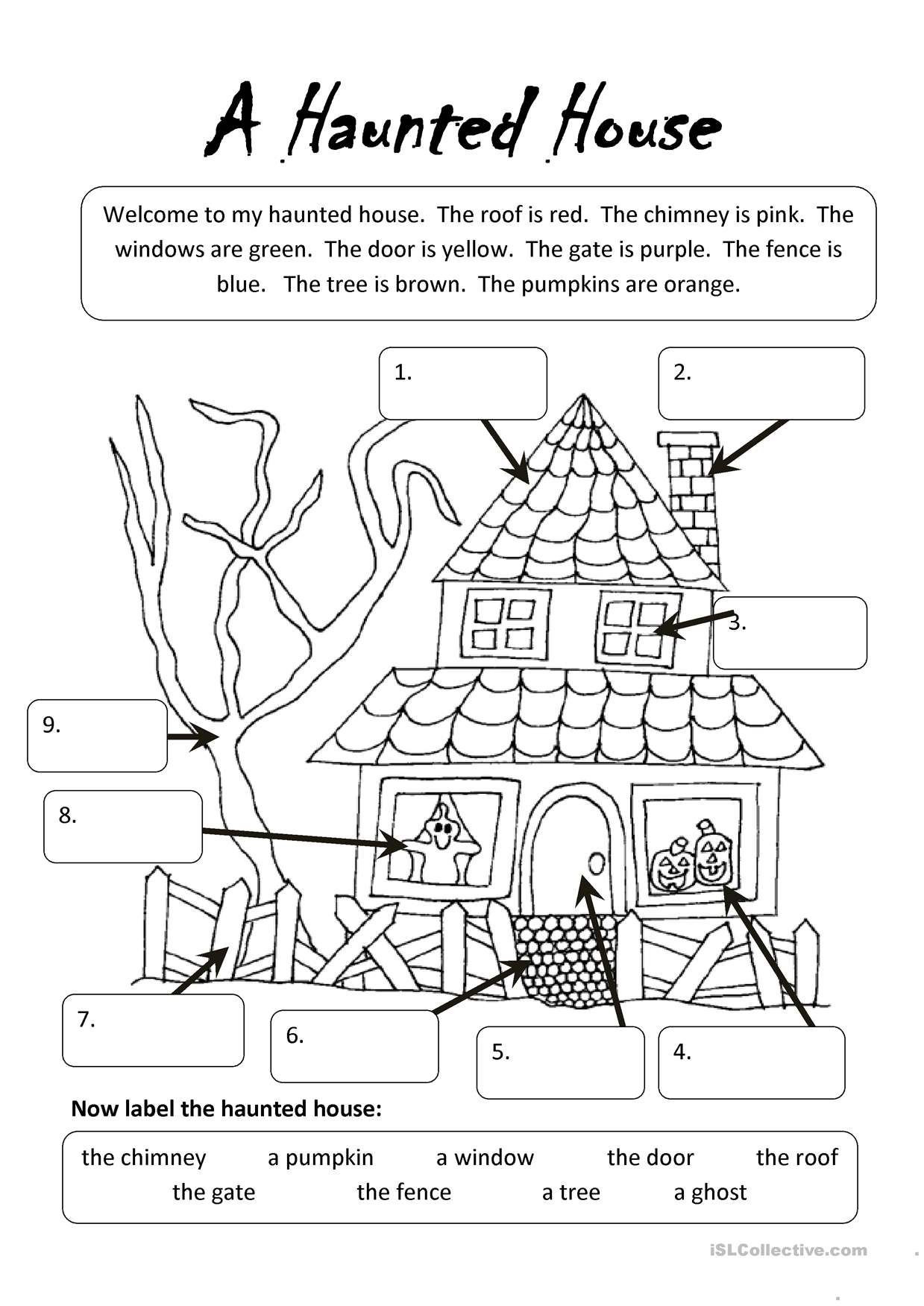 6 Describing Animals Worksheets