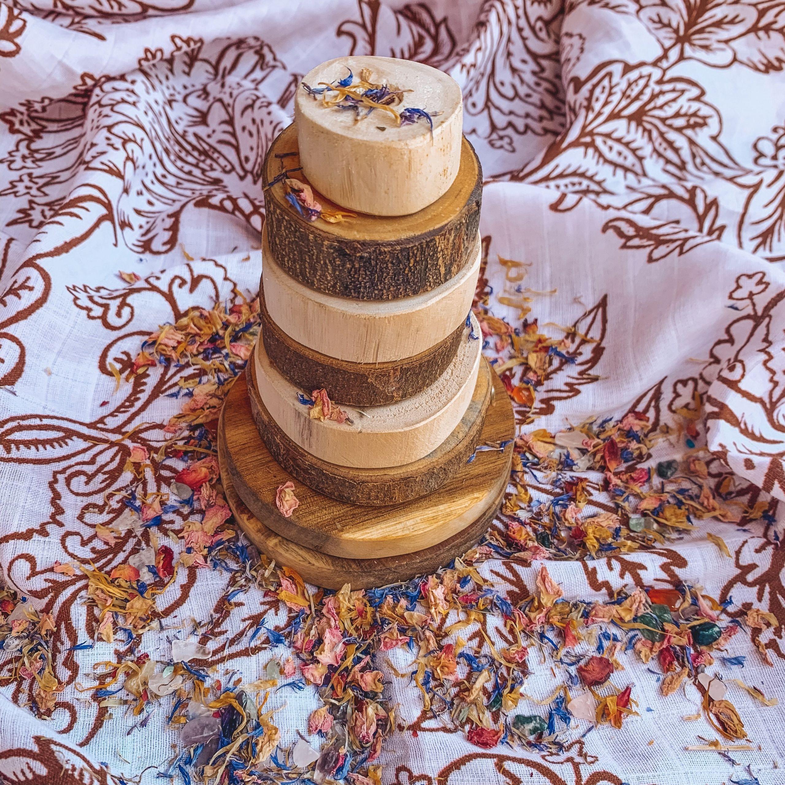 6 Farm Animals Baby Shower Cake