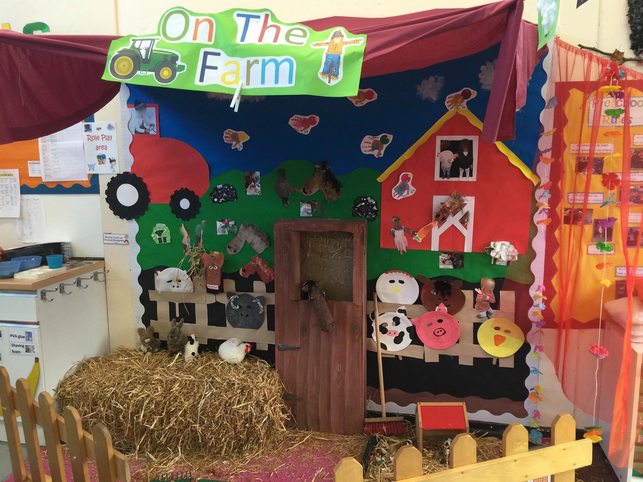 7 Farm Animals Eyfs Craft