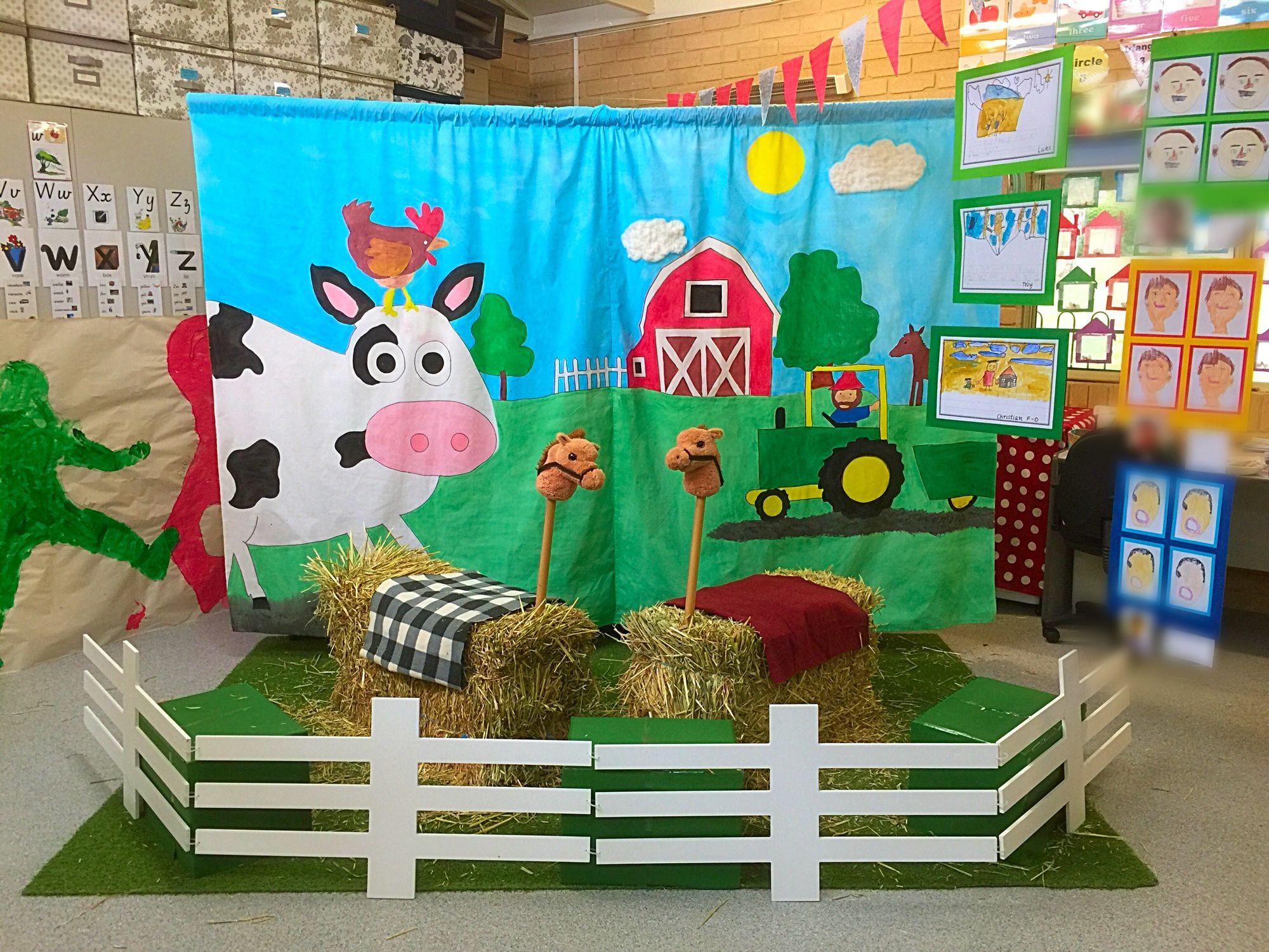 7 Farm Animals Preschool Sheep