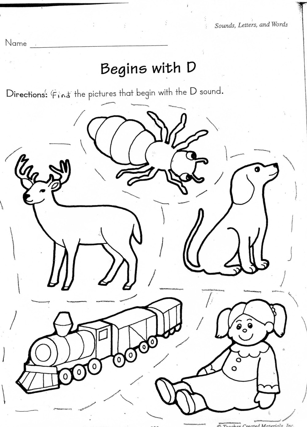 medium resolution of 6 Farm Animals Tracing Worksheets - apocalomegaproductions.com