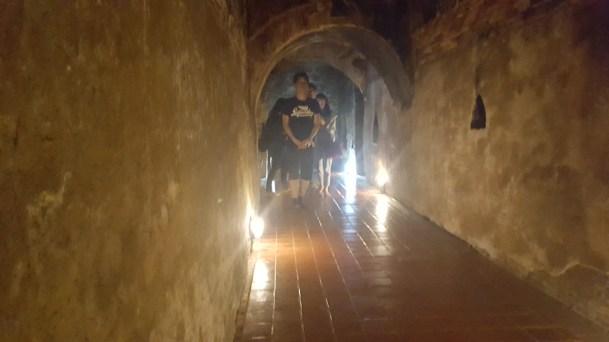 Wat Umong Tunnels