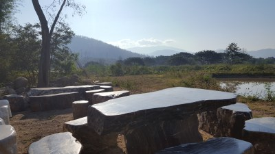 The stone tables