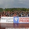 ラクロス West Coast Force(米・西海岸学生選抜) vs U20東海選抜