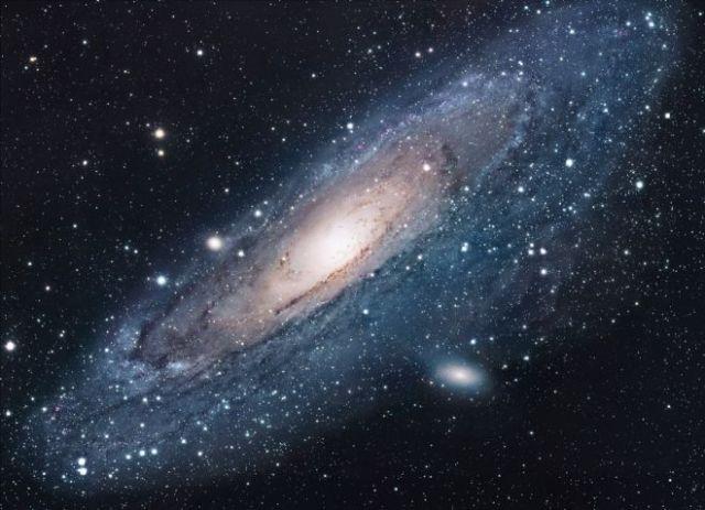 La galassia di Andromeda M31
