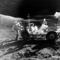 Gravity Lawn Chair Orange Club Apod: 2004 June 5 - Apollo 17's Lunar Rover