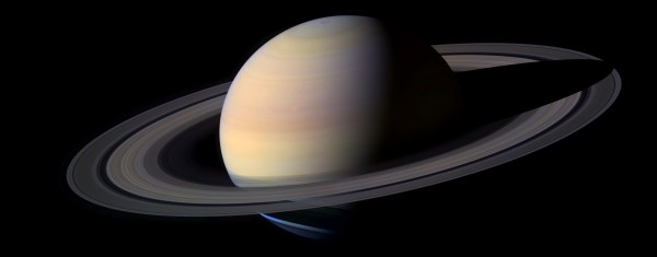 Cassini Mission Part Saturn & Journey
