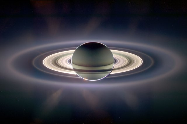 In the Shadow of Saturn