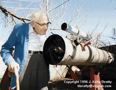 Clyde W. Tombaugh: 1906-1997