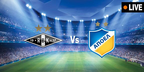 Rosenborg Vs ΑΠΟΕΛ (live)  Apoelnet