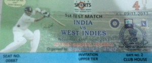 Kolkata Ticket