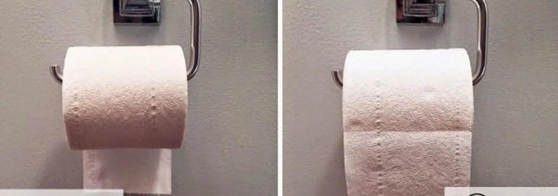 Πως να τοποθετείτε σωστά το χαρτί υγείας στο μπάνιο σας;