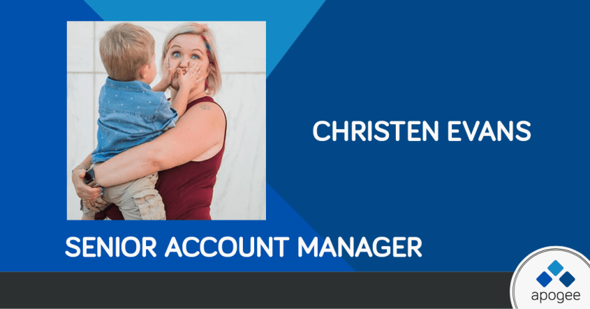 Christen Evans Senior Account Manager