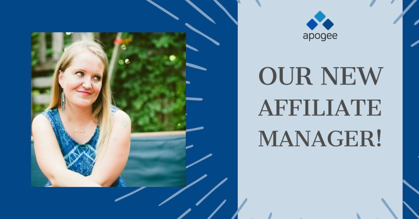 Christen Evans - New Affiliate Manager