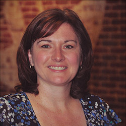 Jennifer Hoffman, Business Manager